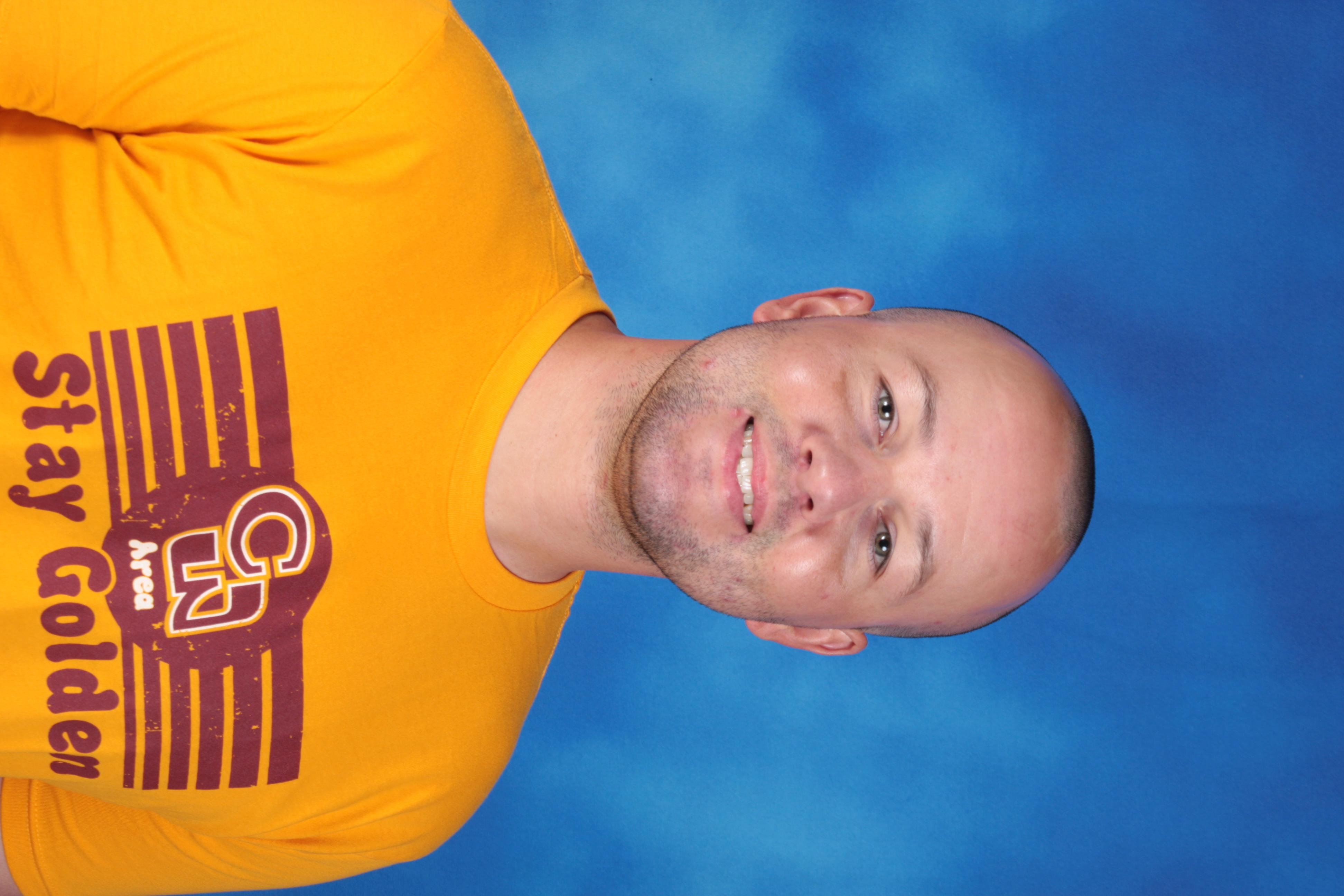 Staff Photo - Kevin Cole