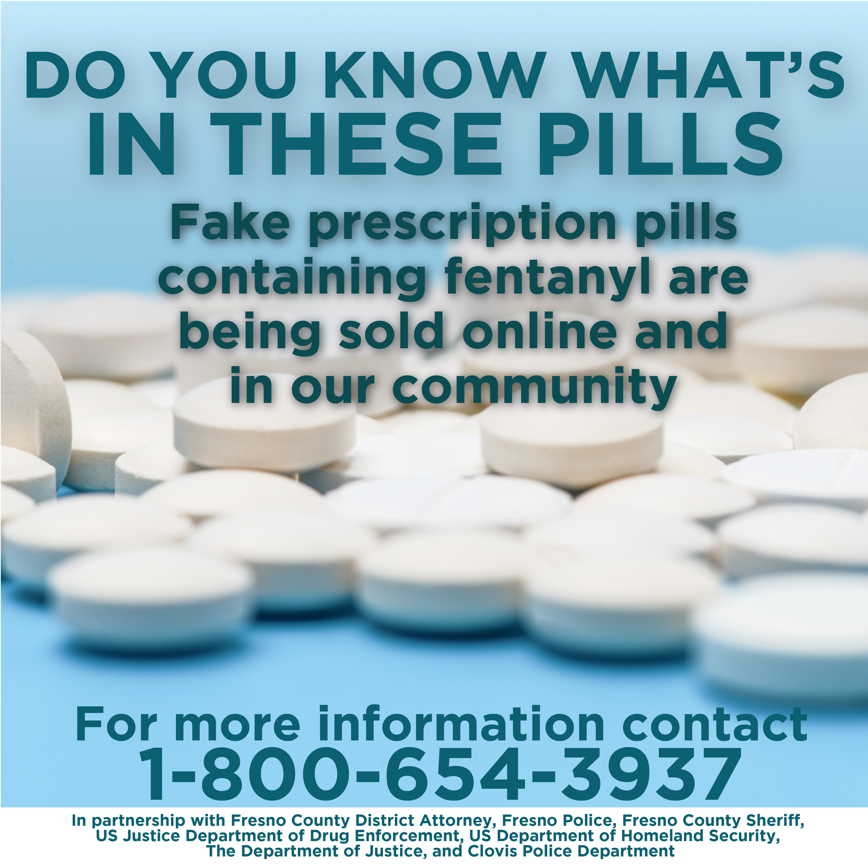 Fake Prescription Pills