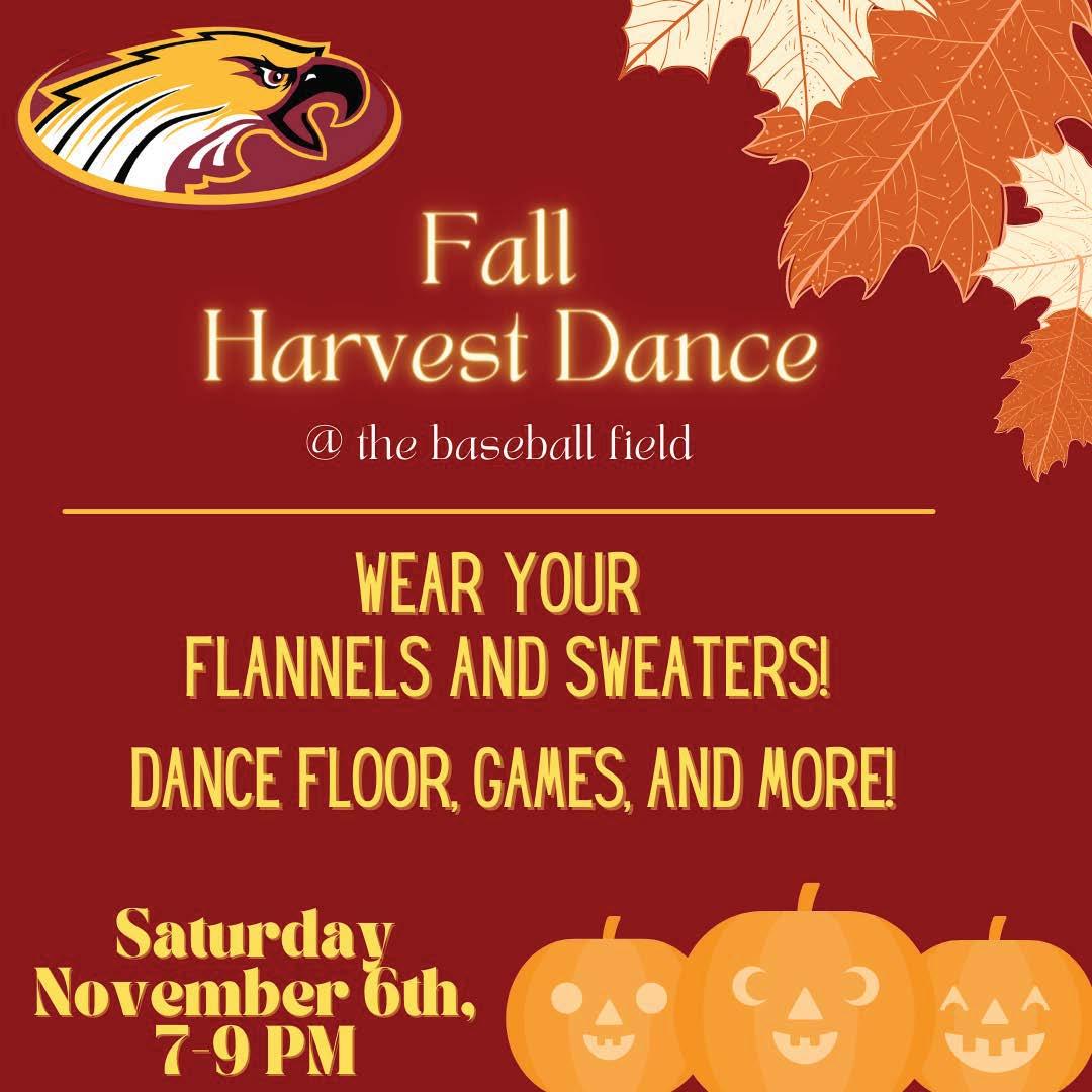 Fall Harvest Dance