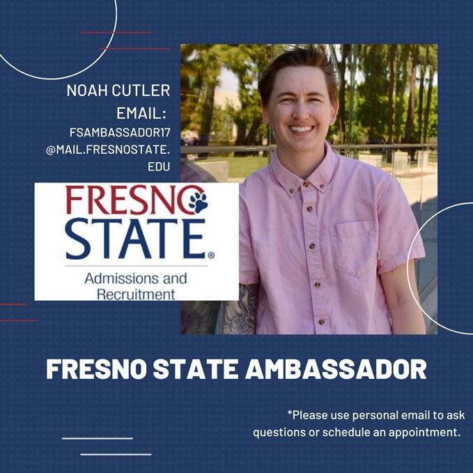 Fresno State Ambassador