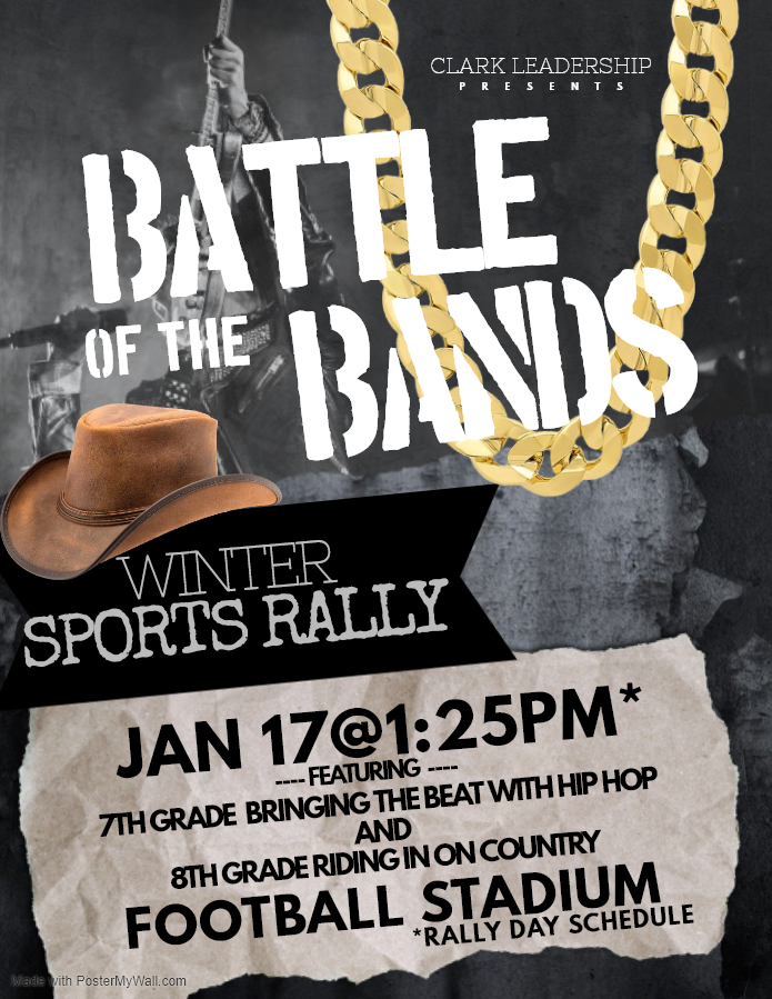 Winter Rally Flyer