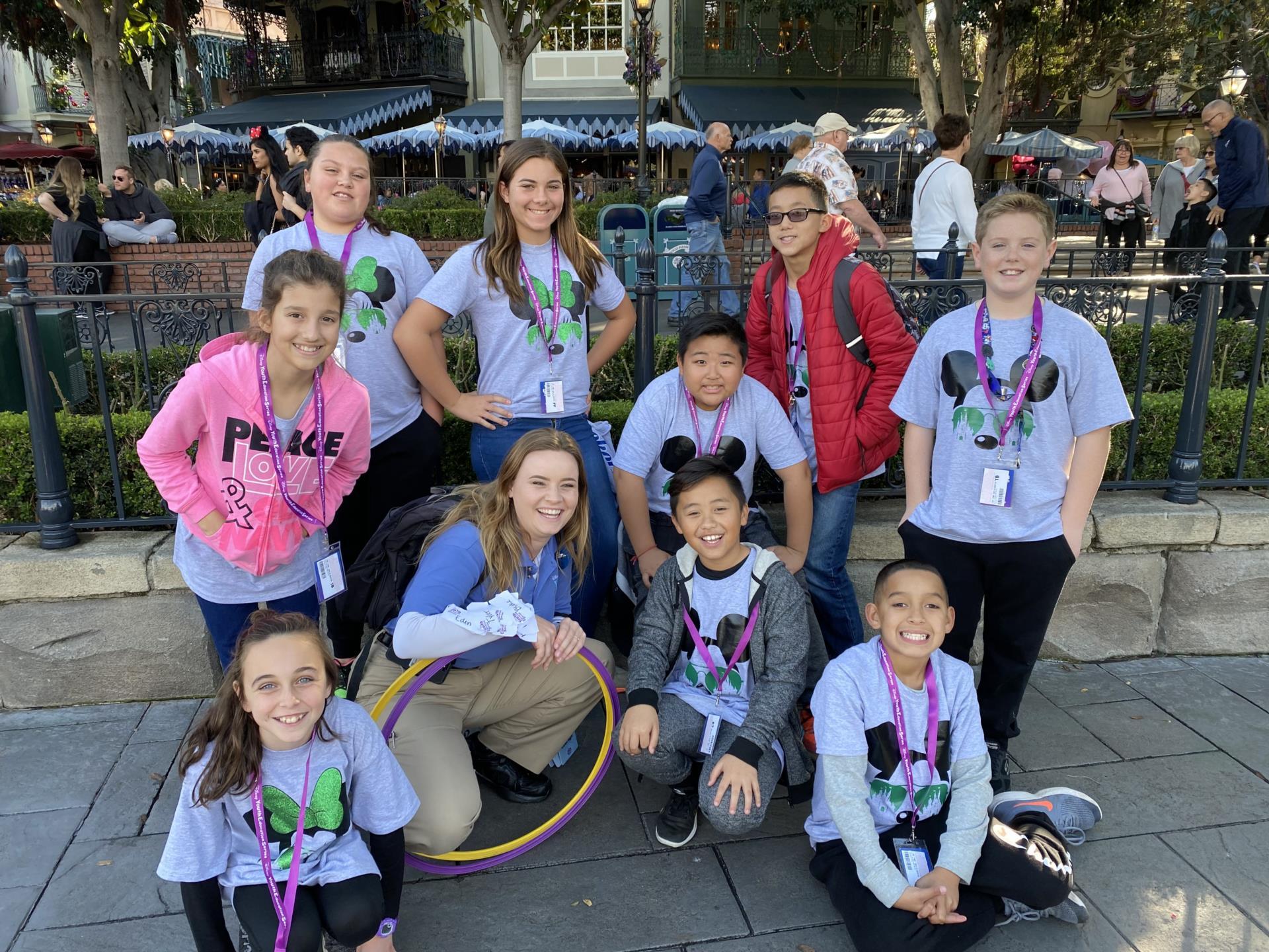 Disney Leadership Camp