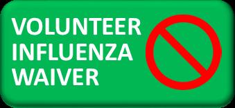 Volunteer Influenza Waiver Form