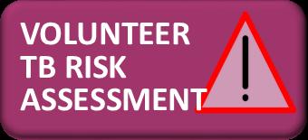 Volunteer TB Risk Assessment Form