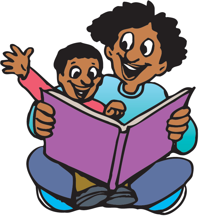Parent and Child Reading