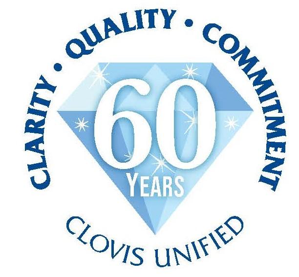 CUSD 60 Years Logo