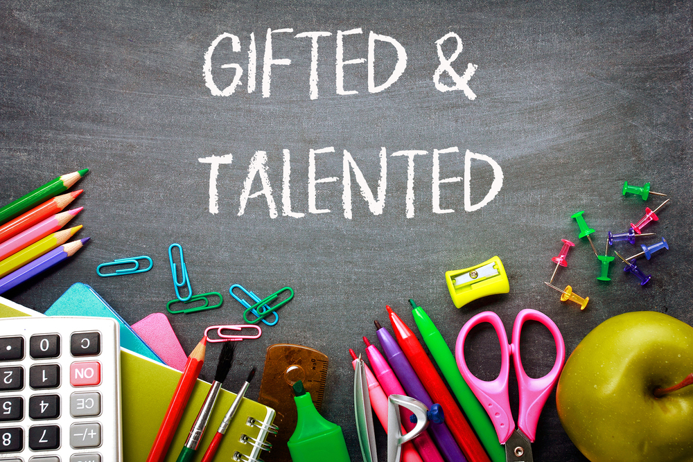 Gifted and Talented Picture