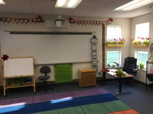 Kindergarten Classroom Audio Visual