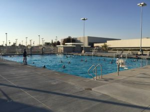 Buchanan High School – Pool