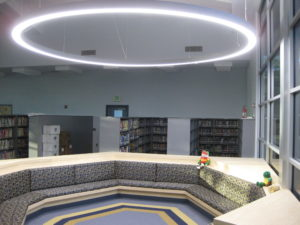 Reading Room Area