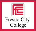 Fresno City College Logo and link to website