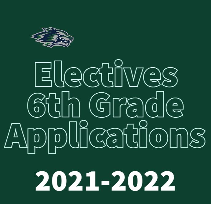 6th Grade Electives Application picture