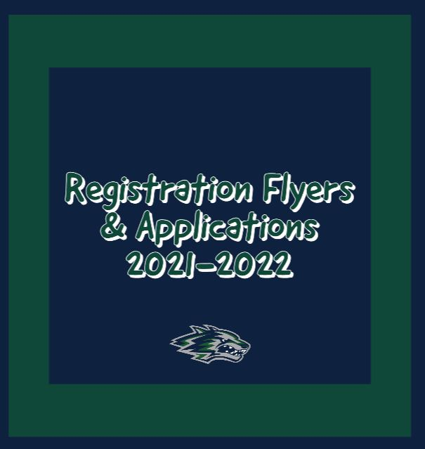 Registration Flyers and Applications
