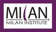 Milan Institute Logo that links to website