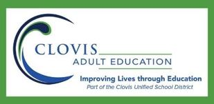 Clovis Adult Education logo picture, click to go to their site