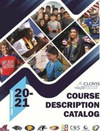 CUSD 20/21 Course Description Catalog