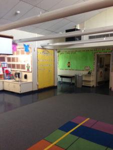 Kindergarten Room