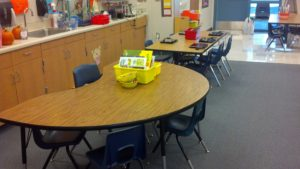Kindergarten Tables