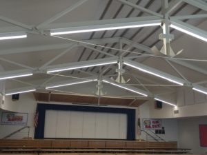 New Lighting in MPR