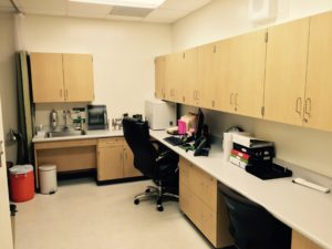Nurse Office/New Casework
