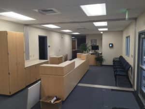 Administration Remodel