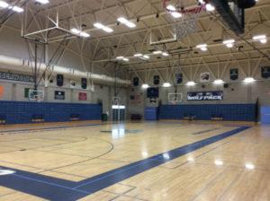 East Gym