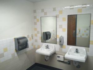 Restroom Upgrade