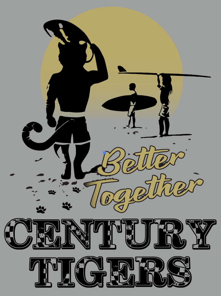 Century Tigers Better Together
