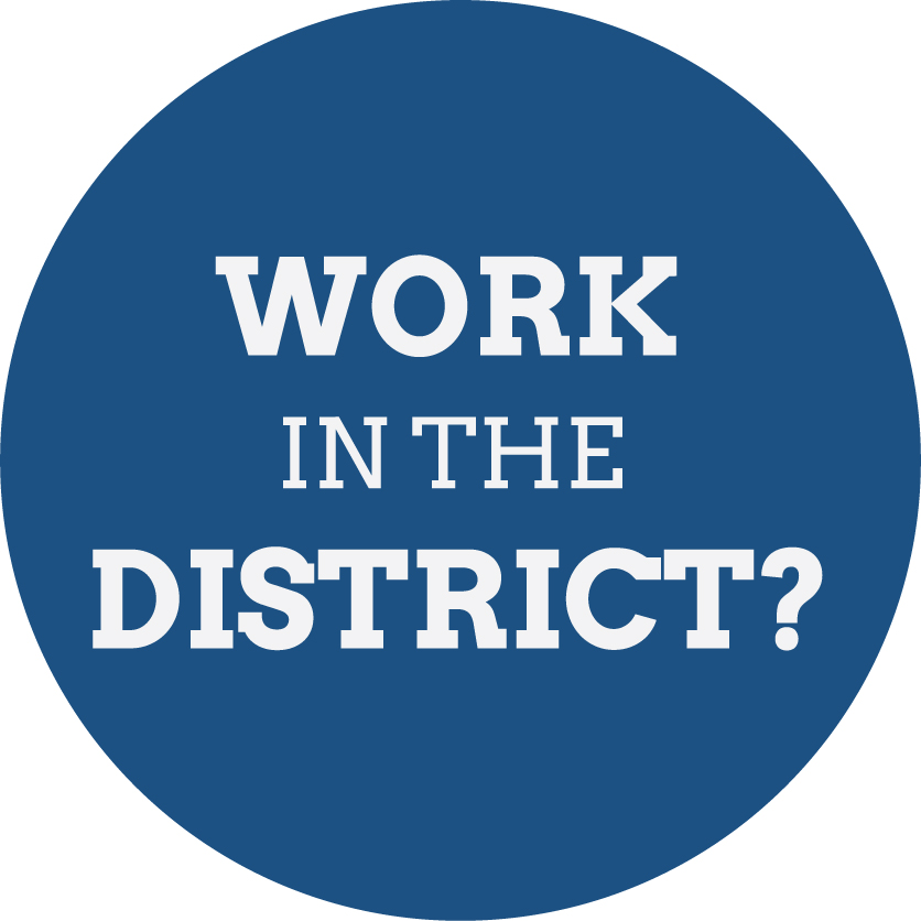 work in the district?