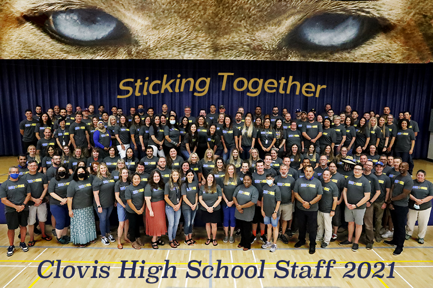 CHS Faculty and Staff 2021-2022