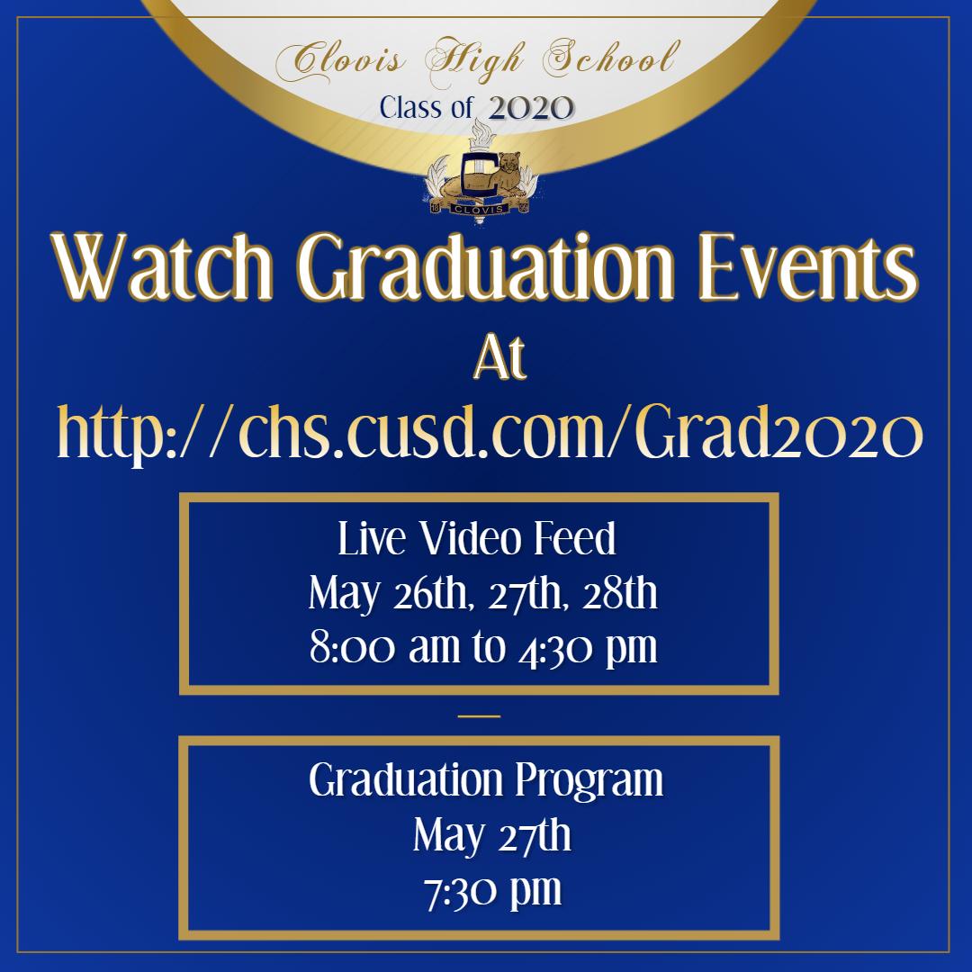 graduation times flyer