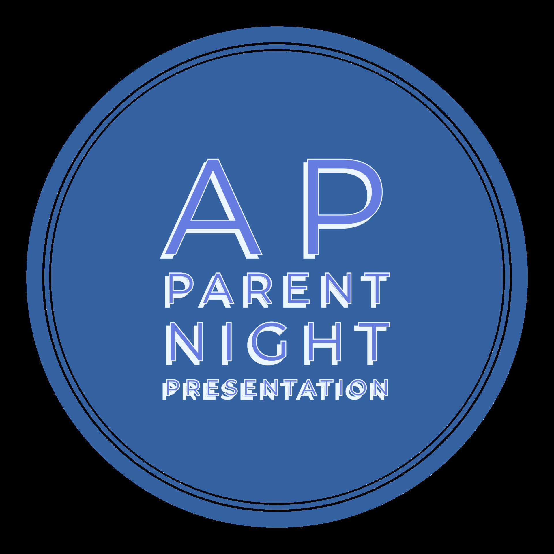 AP Parent Night