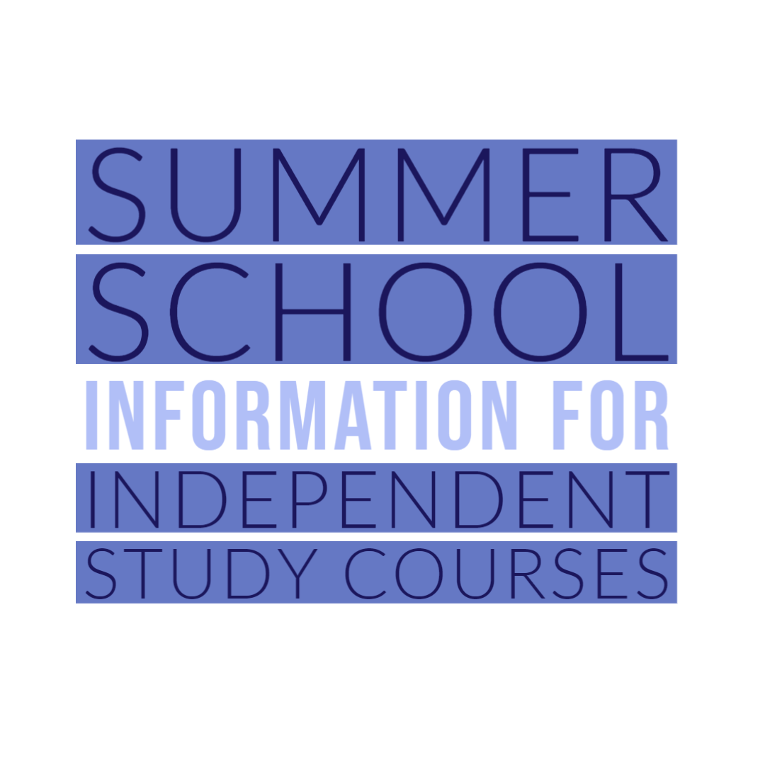 summer school independent study