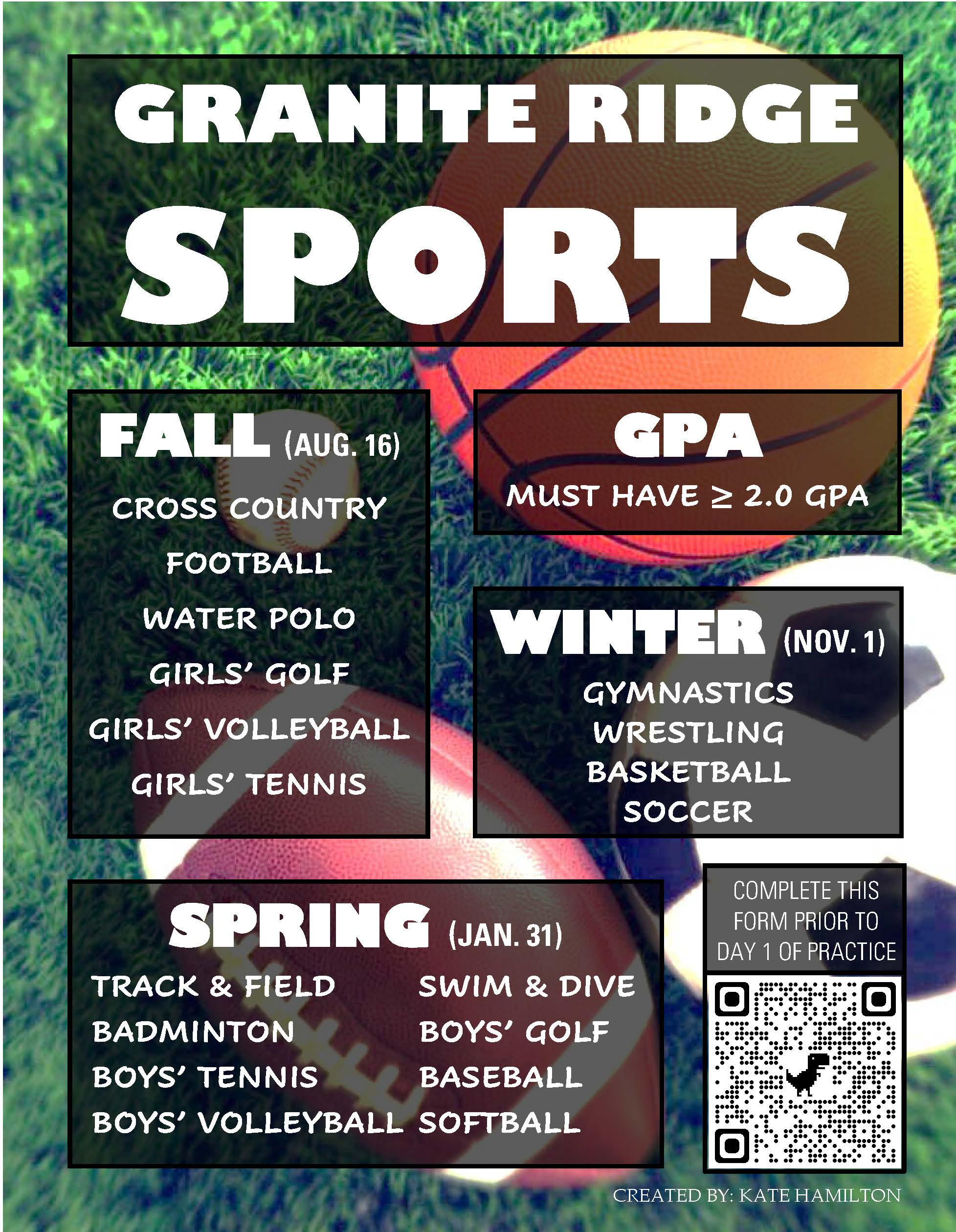 Granite Ridge Sports