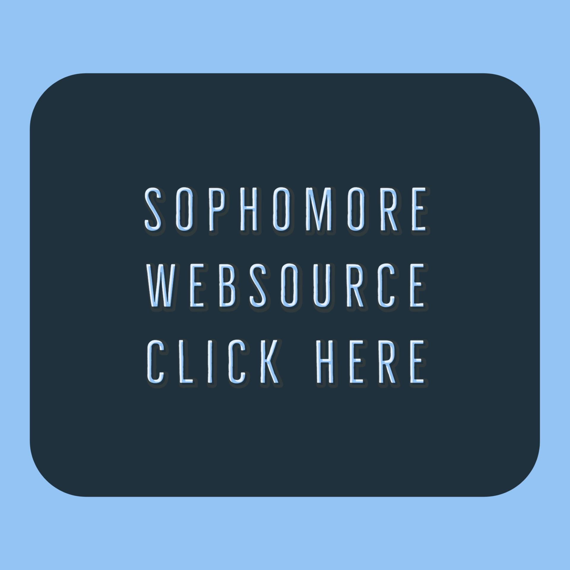 Sophomore Websource