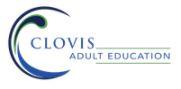 clovis adult education logo