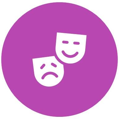 acting masks